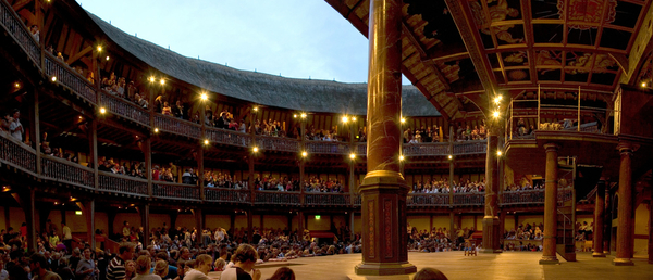 Shakespeare's Globe, Interior