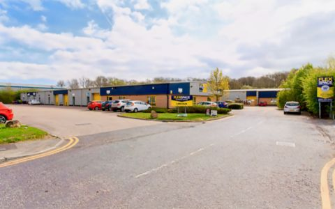 View of Newark Road Serviced Offices
