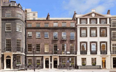 Serviced Offices Adam Street, London West End