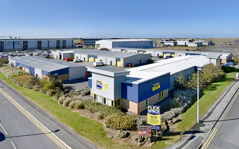 View of Blackpool Business Park, FY4 2RX