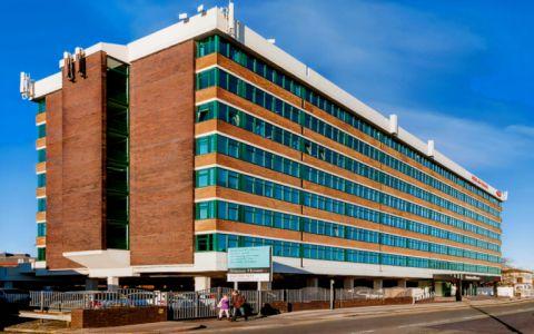 View of Stamford New Road, WA14 1EP