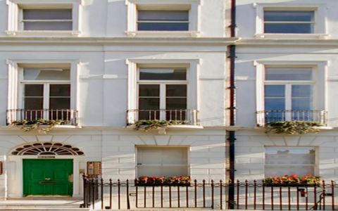 View of Fitzroy Square Serviced Offices