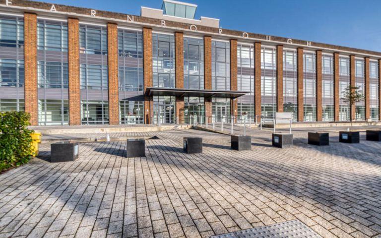 View of Farnborough Business Park, GU14 7JF