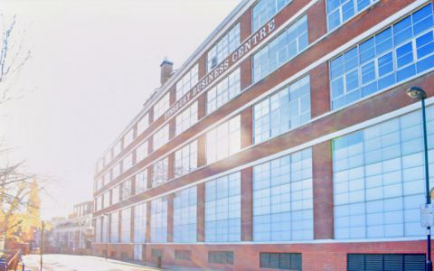 Serviced Offices Bowling Green Lane, London City
