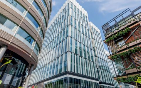 Serviced Offices Hardman Street, Greater Manchester