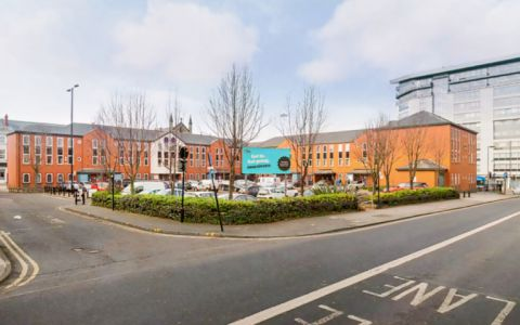 Serviced Offices off Bedford Street, Tyne and Wear