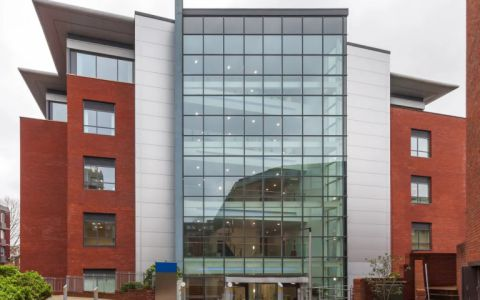 View of Southernhay Gardens Serviced Offices