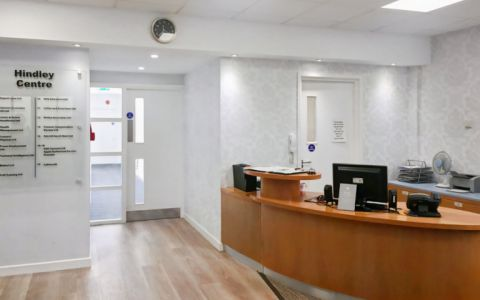 View of Market Street Serviced Offices