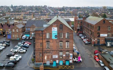 View of Brookfield Road Serviced Offices
