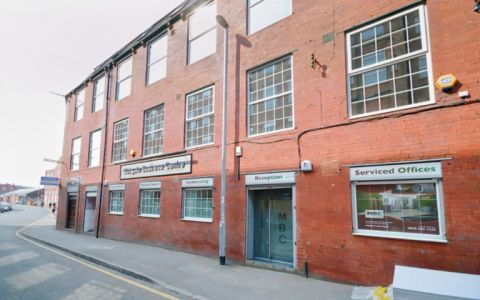 Serviced Offices Mabgate, West Yorkshire