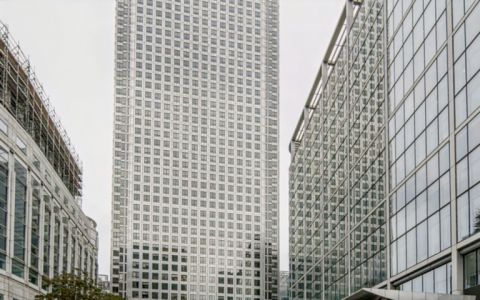 View of Canada Square, E14 5AB