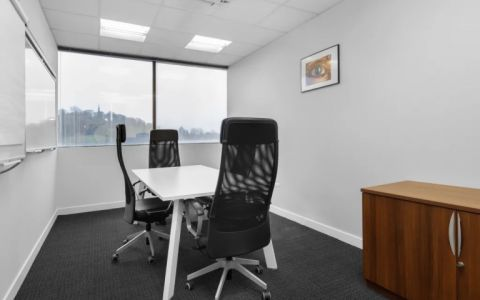 View of College Road Serviced Offices