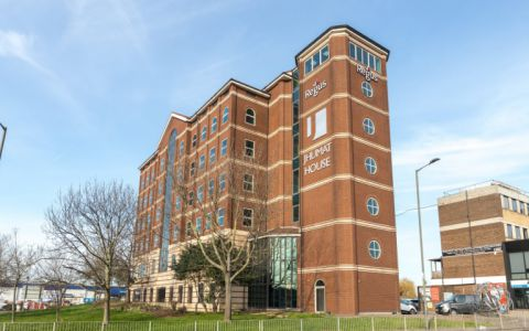 View of London Road Serviced Offices