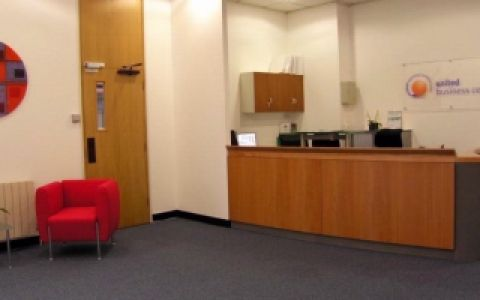 Serviced Offices in Ancells Business Park, Fleet