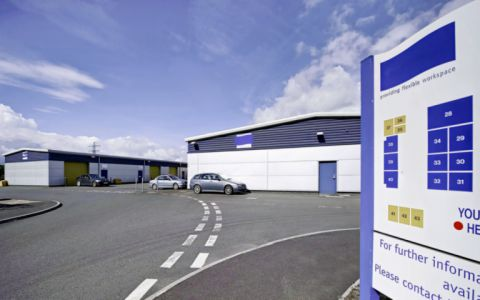 Serviced Offices Easter Inch, West Lothian