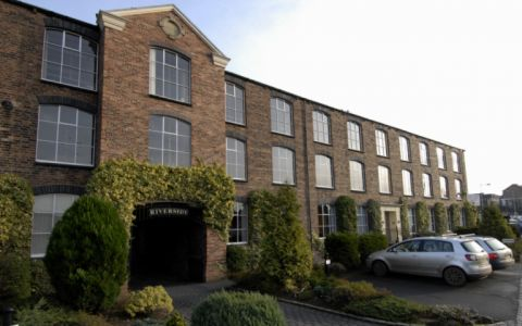 View of Mountbatten Way Serviced Offices