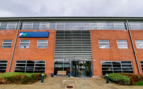 View of Pioneer Business Park Serviced Offices