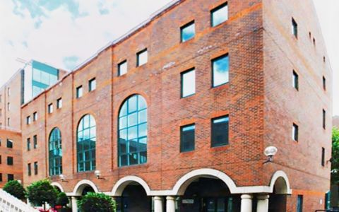 View of Pepper Street Serviced Offices