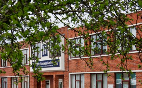 View of Hookstone Avenue Serviced Offices