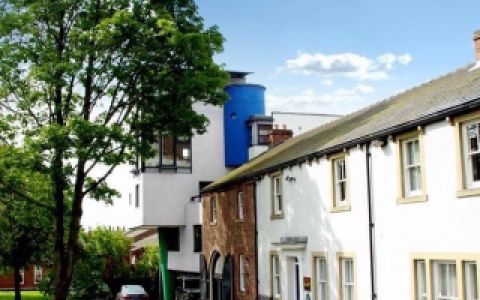 View of West Parade  Serviced Offices