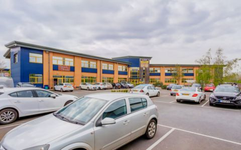 View of Stafford Drive Serviced Offices