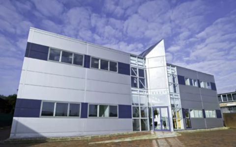 View of Mark Road Serviced Offices