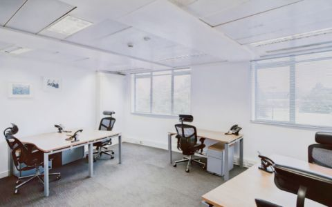 View of Beehive Ring Road Serviced Offices