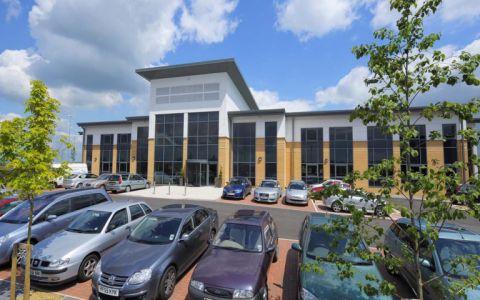 Serviced Offices Evolution Park, Lancashire