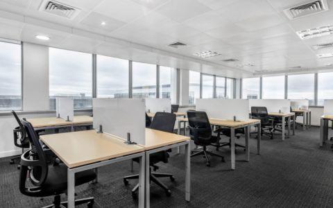 Millington Road, Middlesex, UB3 4AZ Office Sizes
