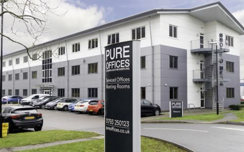 Serviced Offices Kembrey Park, Wiltshire
