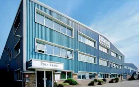 View of Enterprise Way Serviced Offices
