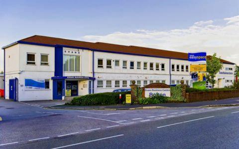 View of Manchester Road Serviced Offices