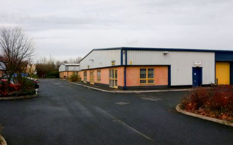 View of Lakesview International Business Park Serviced Offices