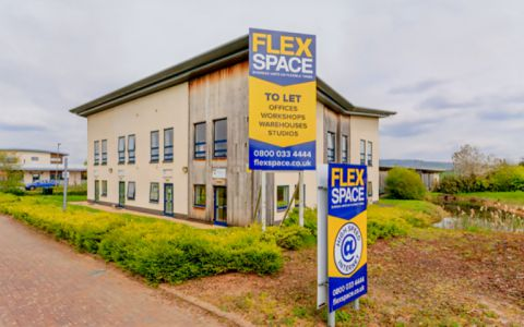 Serviced Offices Eco Park Road, Shropshire
