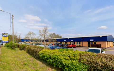 Serviced Offices Hampton Park, Wiltshire