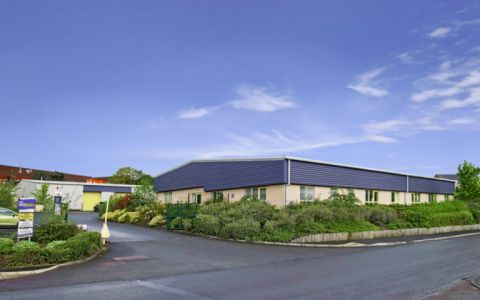 View of Western Industrial Estate Serviced Offices