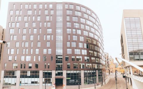 View of Piccadilly Place Serviced Offices