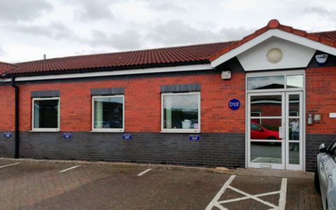 View of Weaver Road Serviced Offices