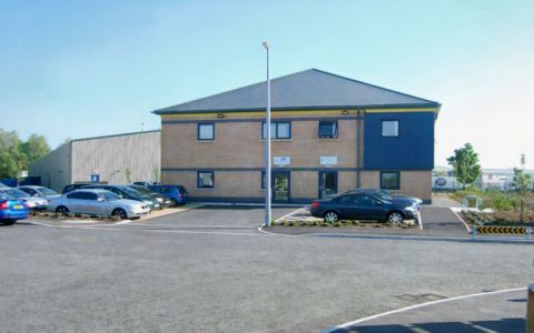 View of Chester West Employment Park Serviced Offices