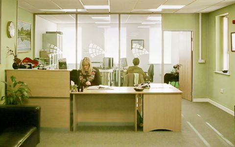 View of Parkhouse Business Park Serviced Offices
