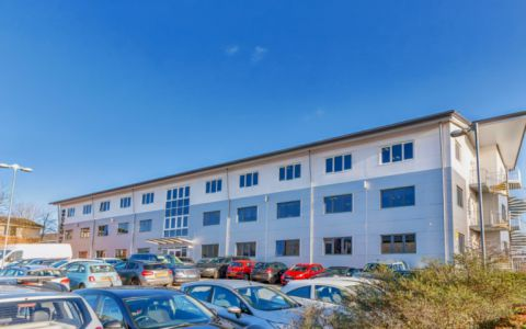 View of Tachbrook Park Serviced Offices