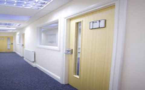 View of Leeway Estate Serviced Offices
