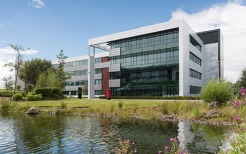 View of Maxim Business Park, ML1 4WR