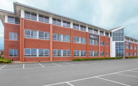 View of Penham Way Serviced Offices