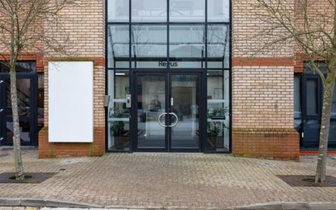 View of Kingsmead Business Park Serviced Offices
