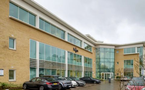 View of Park Road Serviced Offices
