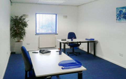 View of Queensway South Serviced Offices