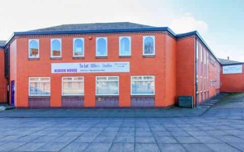Serviced Offices West Percy Street, Tyne and Wear