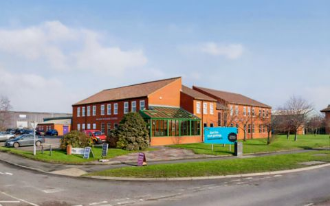 Serviced Offices Concorde Way, County Durham