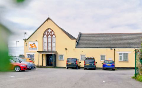 View of St Marys Road Serviced Offices